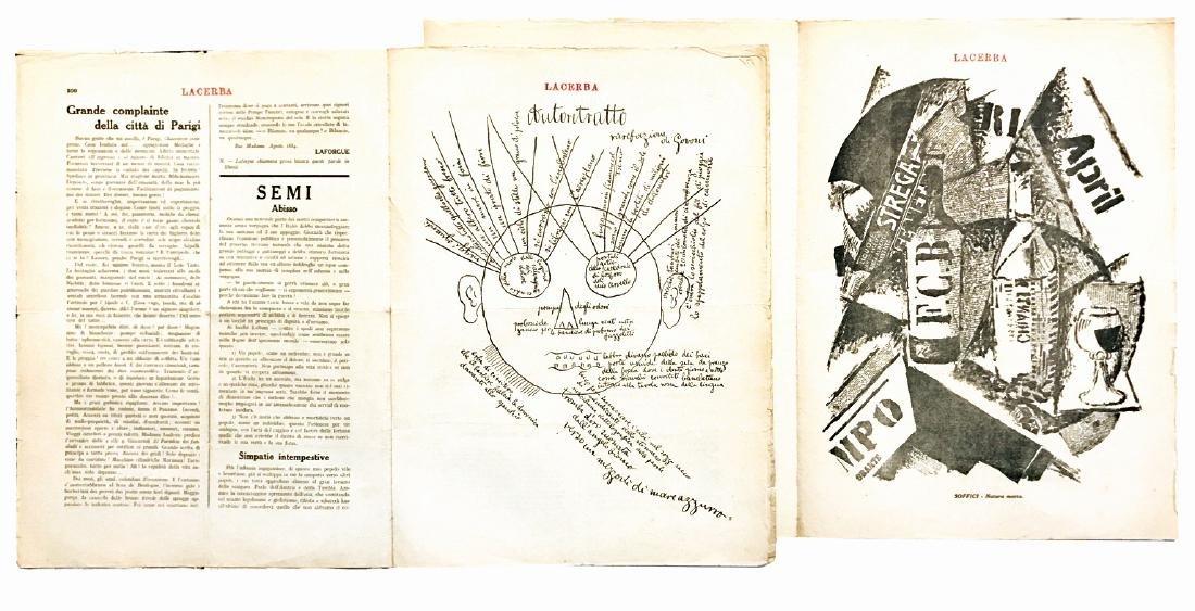 Lacerba coll. completa n.1/69 - 5