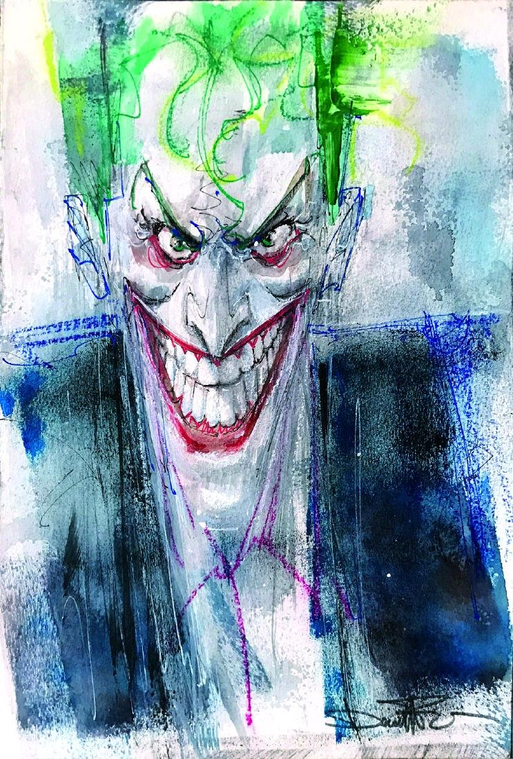 DAVIDE FURNO'  -  Joker