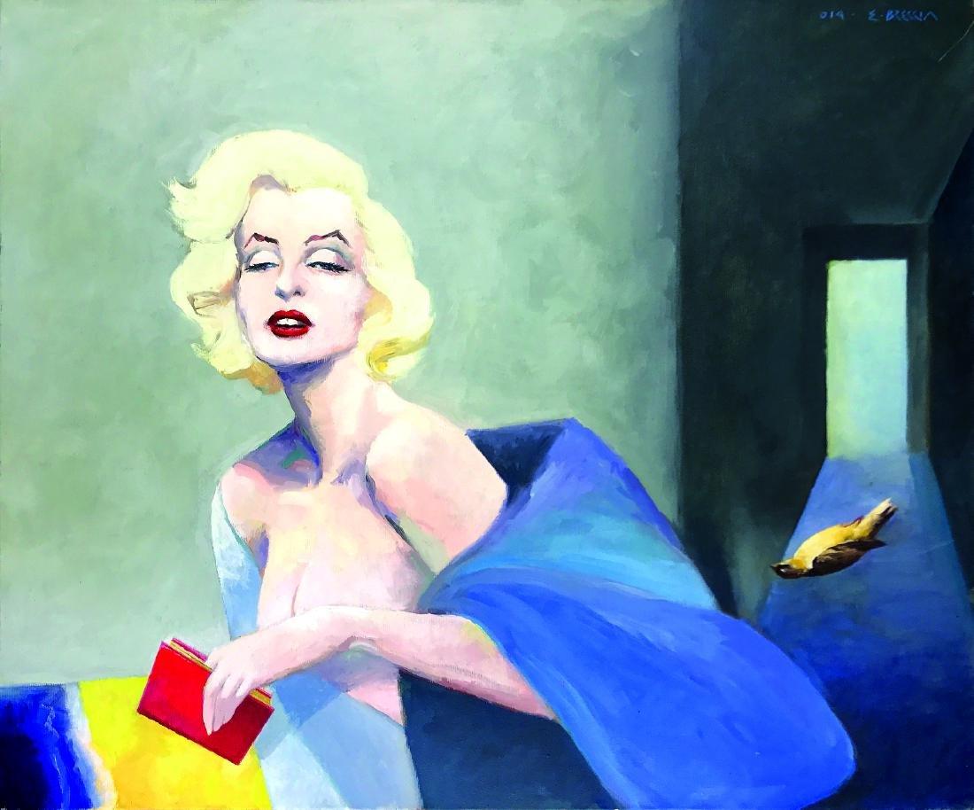 ENRIQUE BRECCIA  -  Dedicato a Marilyn