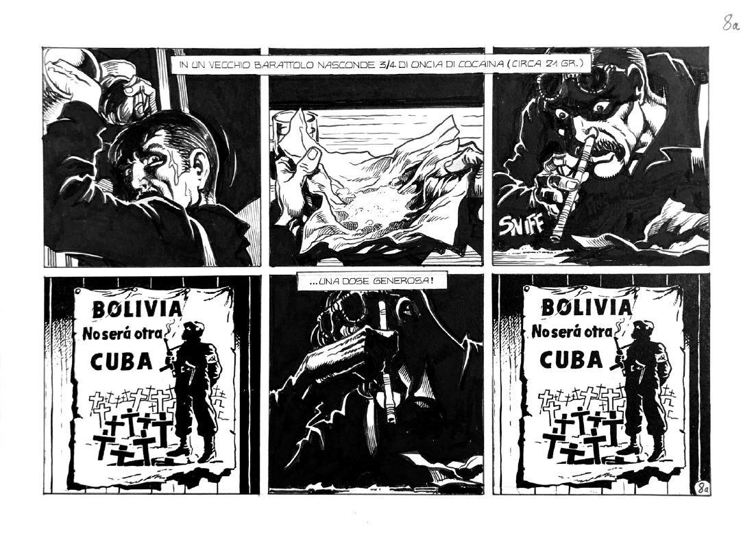 MAGNUS (ROBERTO RAVIOLA)  -  L'Uomo che uccise