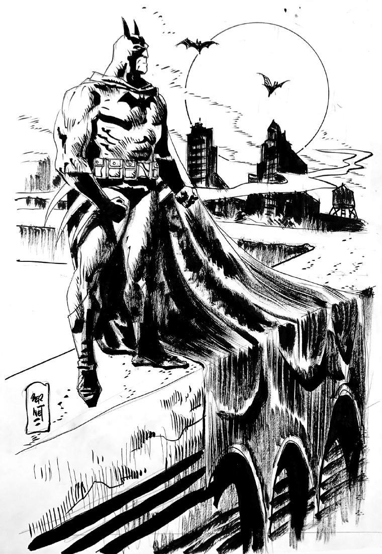 JORDI BERNET  -  Batman