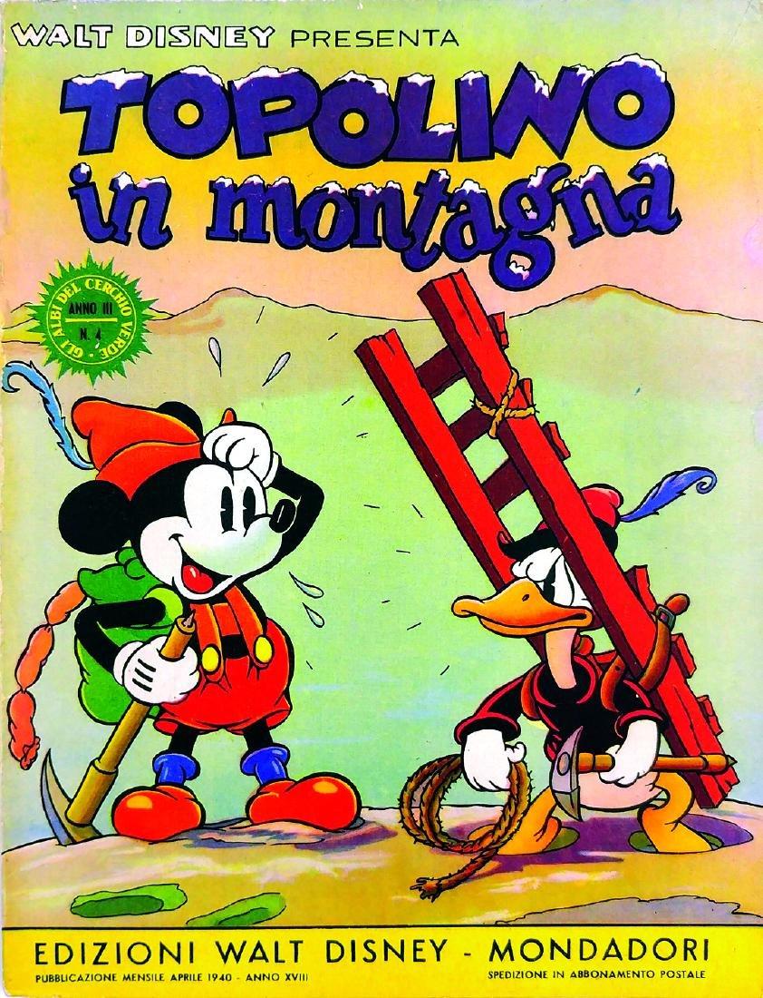 Gli albi del Cerchio Verde Disney Mondadori