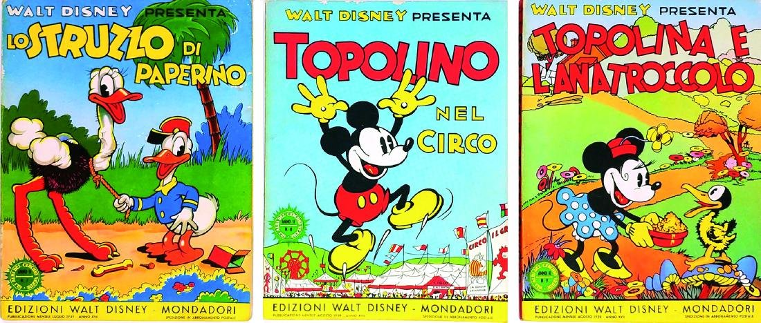 Gli albi del Cerchio Verde Disney Mondadori - 6