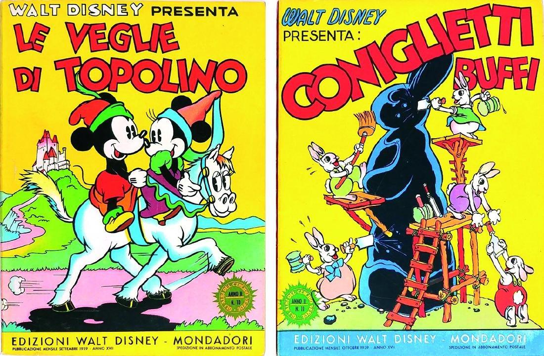 Gli albi del Cerchio Verde Disney Mondadori - 7