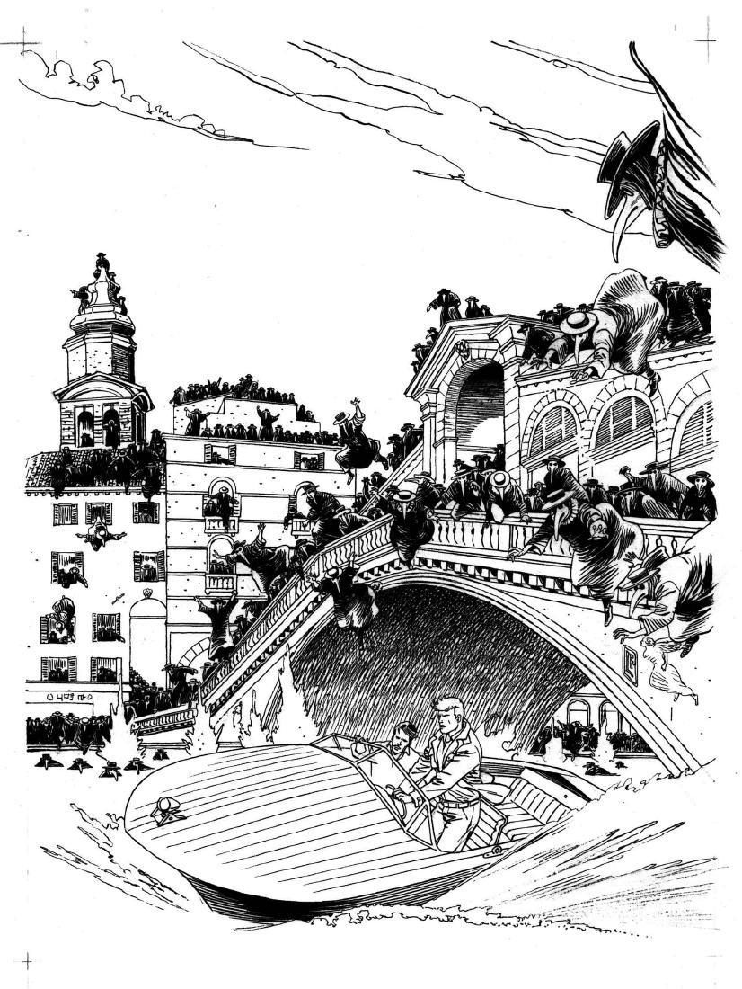 """LUCIO FILIPPUCCI  -  Martin Mystère n. 11 """"La Pietra"""