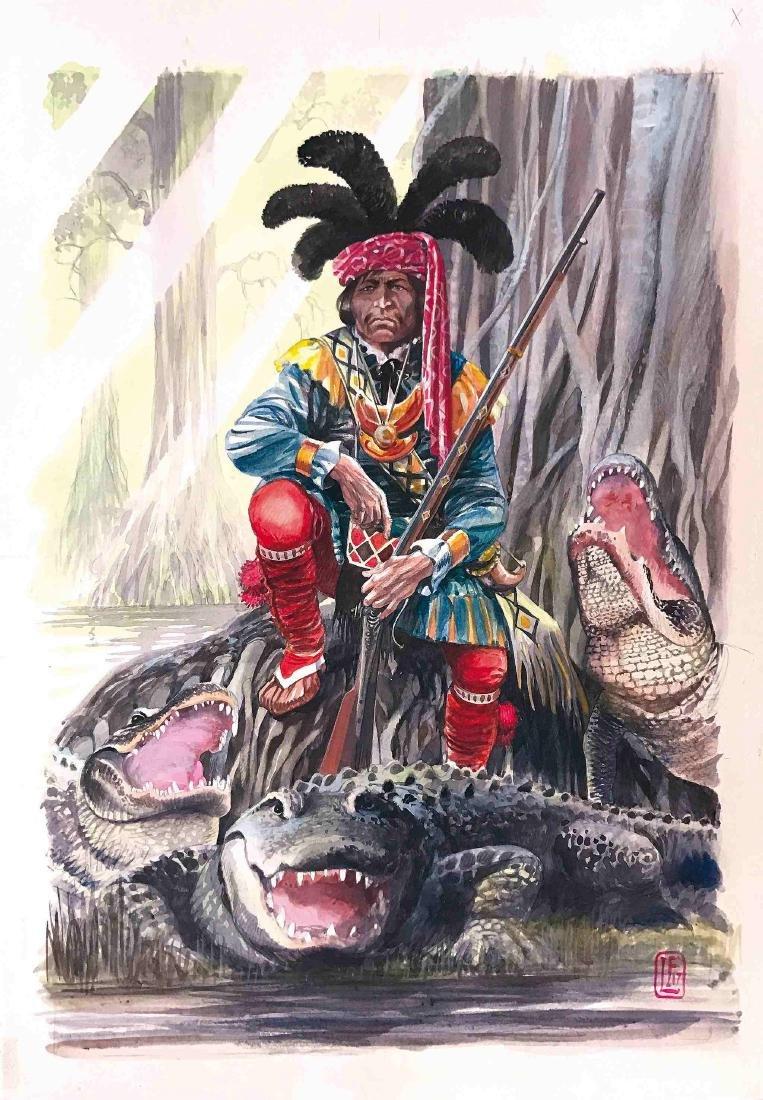 LUCIO FILIPPUCCI  -  Capo Seminole