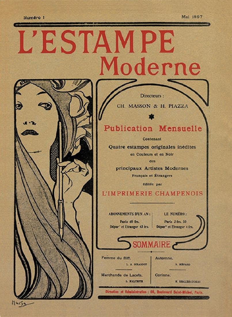AA.VV  -  L'Estampe Moderne complete collection