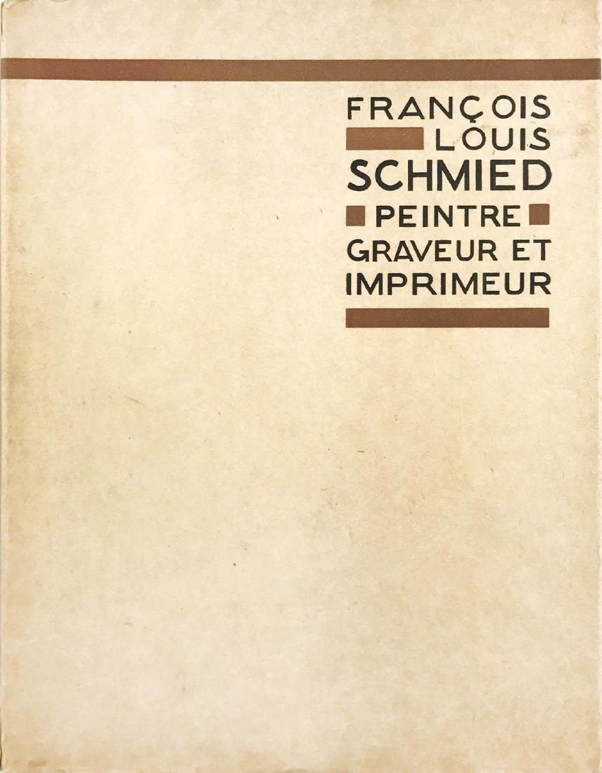 SCHMIED FRANCOIS LOUIS  -  Catalogue des Livres