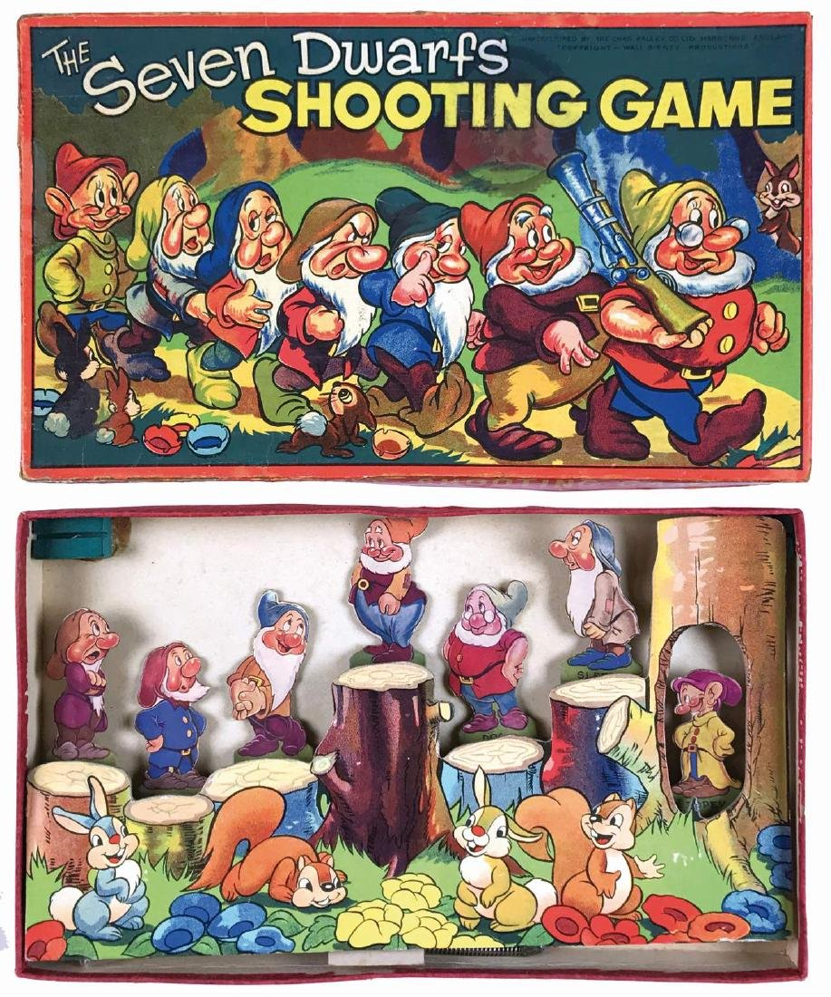 -  The Seven Dwarfs Shooting Game