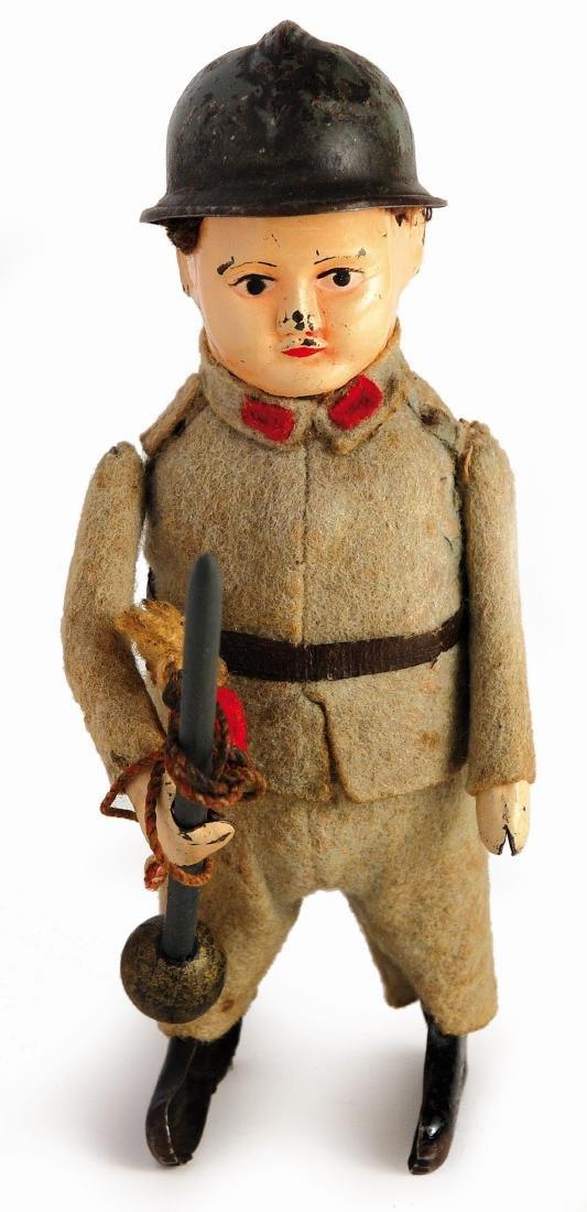 Schuco -  Tambourmajor Fascista