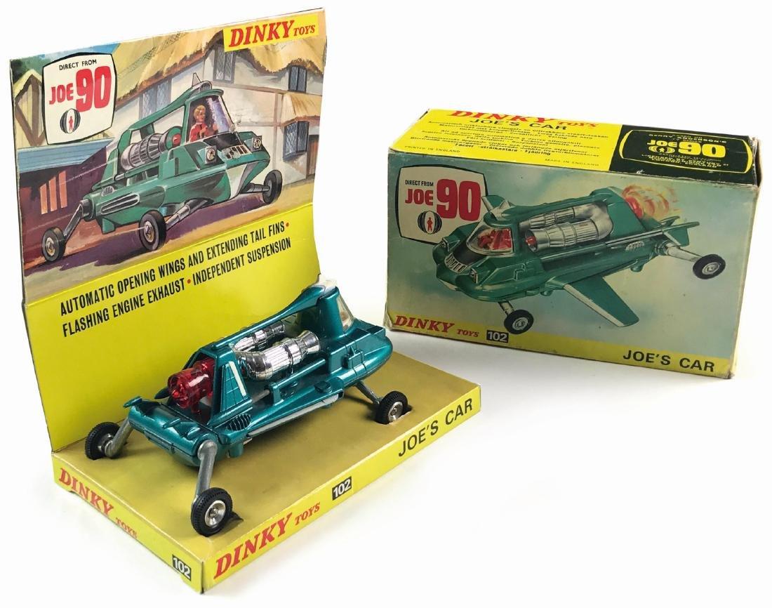 -  Joe 90 - Joe's Car Dinky Toys n.102