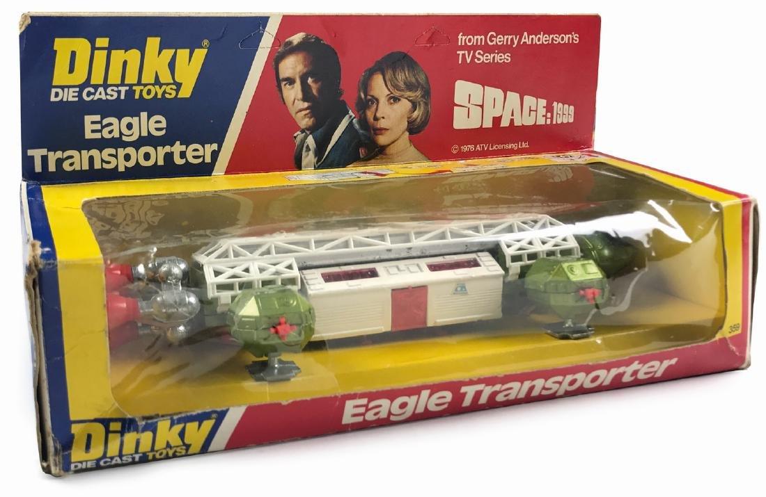 -  Spazio 1999 Eagle Transporter & Dinky Toys n. 359