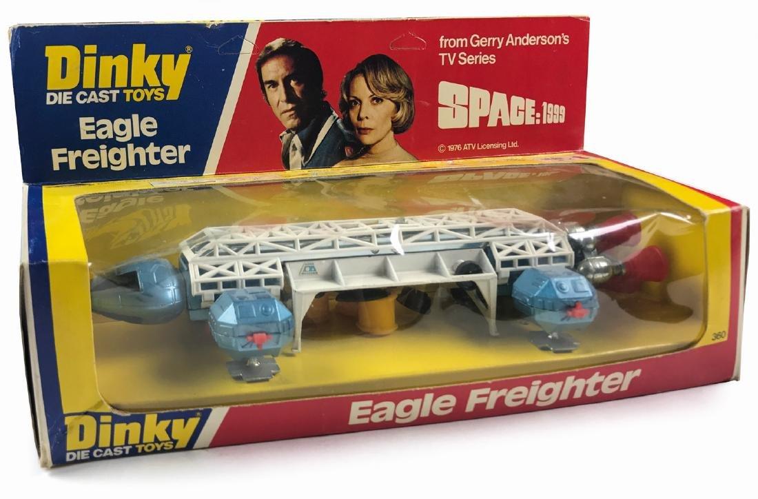 -  Spazio 1999 Eagle Freighter Dinky Toys n.360