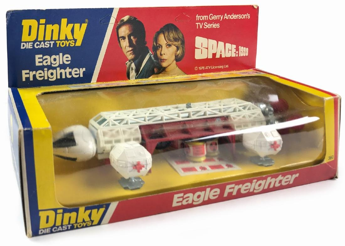 -  Spazio 1999 Eagle Freighter Dinky Toys n. 360