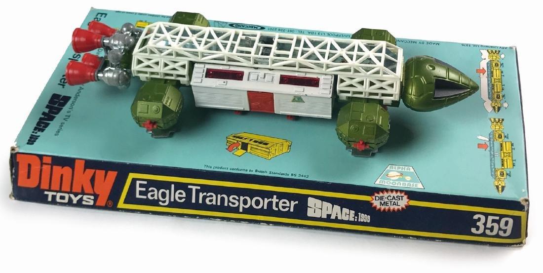 -  Spazio 1999 Eagle Transporter Dinky Toys n. 359