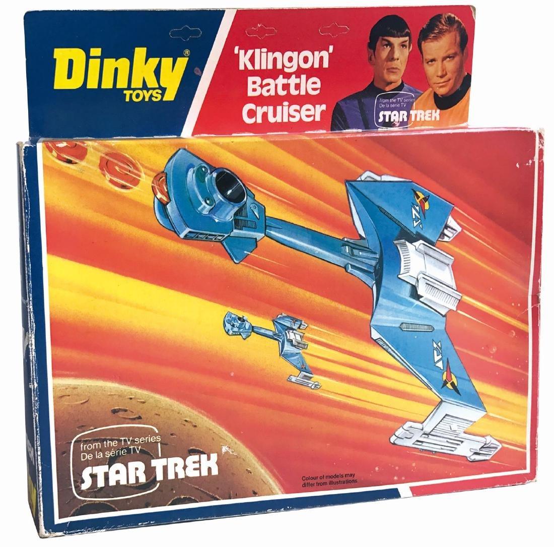 -  Klingon Battle Cruiser Dinky Toys n. 357