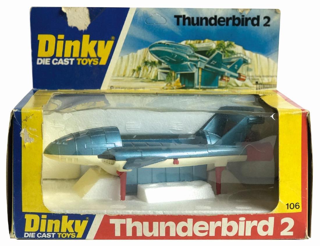 -  Thunderbird 2 & Dinky Toys n. 106,
