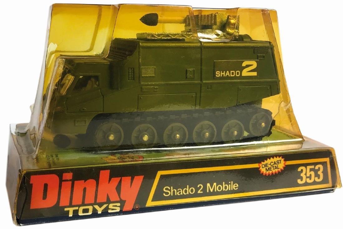-  Shado 2 Mobile Dinky Toys n. 353
