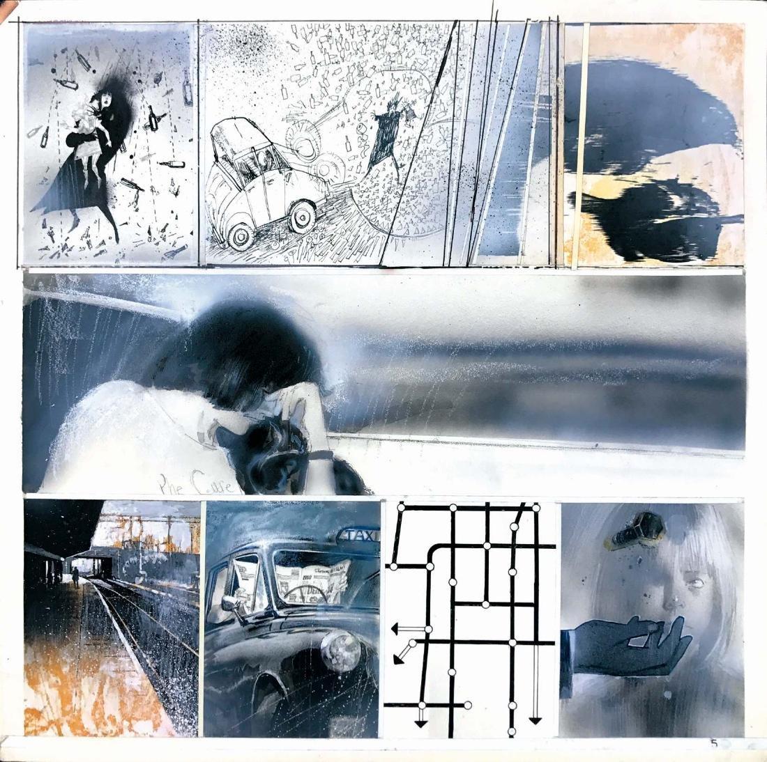 BILL SIENKIEWICZ-ALAN MOORE  -  Big Numbers