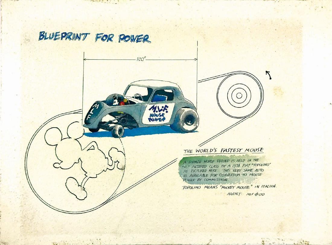 GARY HALLGREEN  -  Blue Print for Power