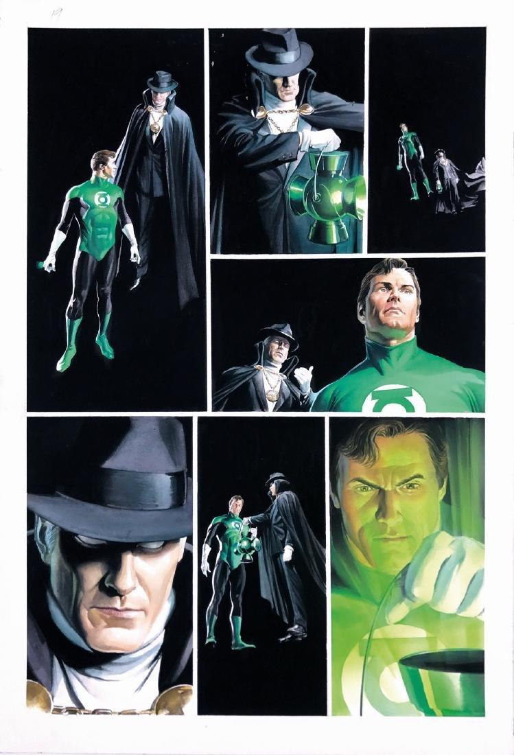 ALEX ROSS  -  Justice #8