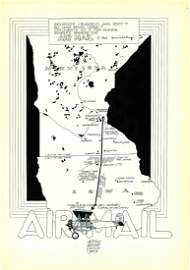 ATTILIO MICHELUZZI  -  Air Mail splash page