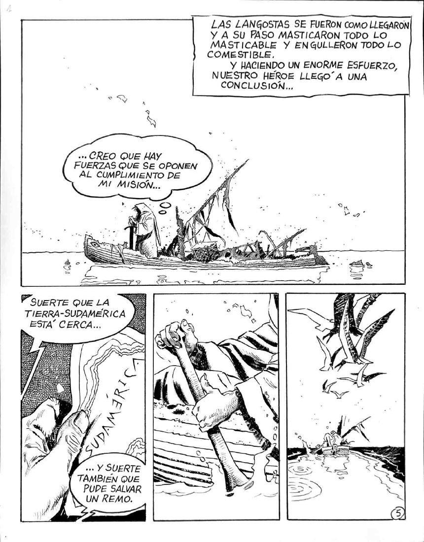 ENRIQUE BRECCIA  -  El Sueñero 20 años después - 4