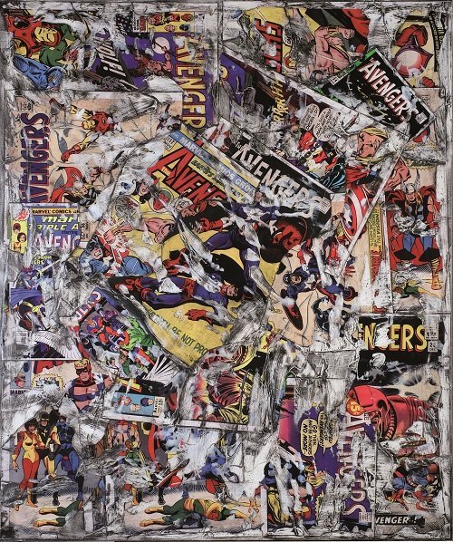 AGRON HOTI  -  The Avengers