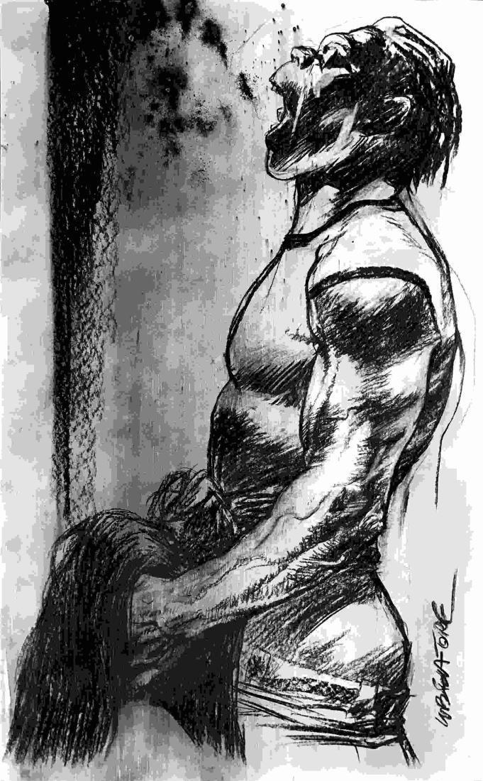 TANINO LIBERATORE  -  Ranxerox - Furor Eroticus