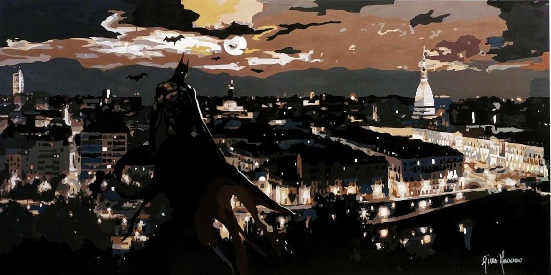 GIANNI MORAMARCO  -  Gotham Turin ore 23,45