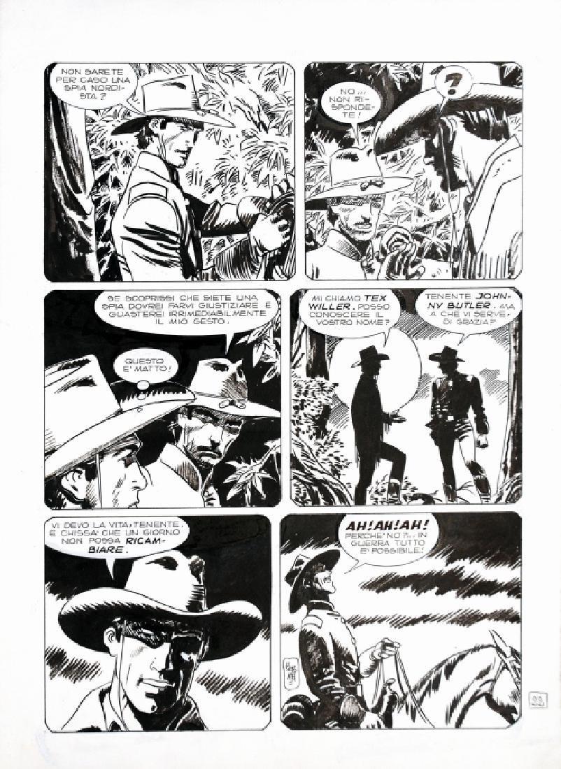 JORDIE BERNET  -  Tex l'uomo di Atlanta