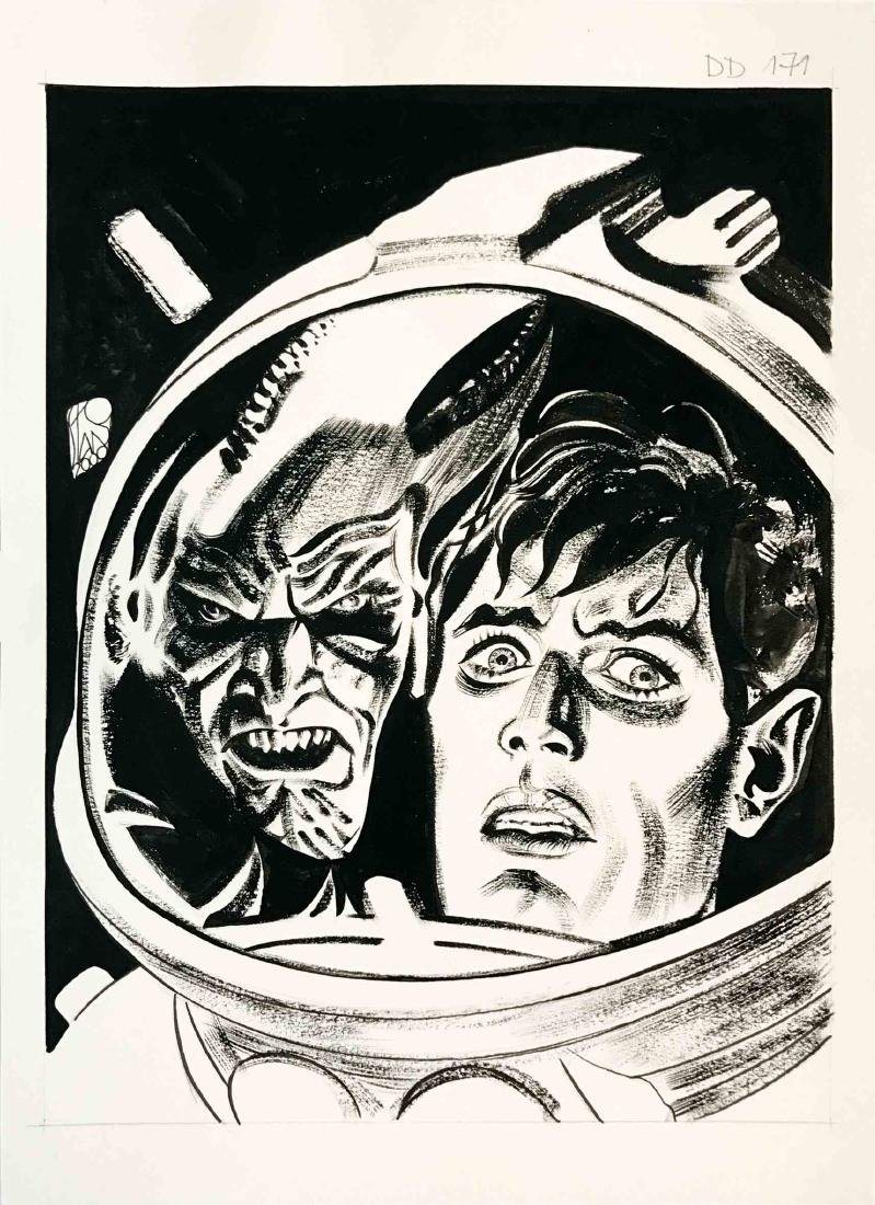 ANGELO STANO  -  DYLAN DOG POSSESSIONE DIABOLICA