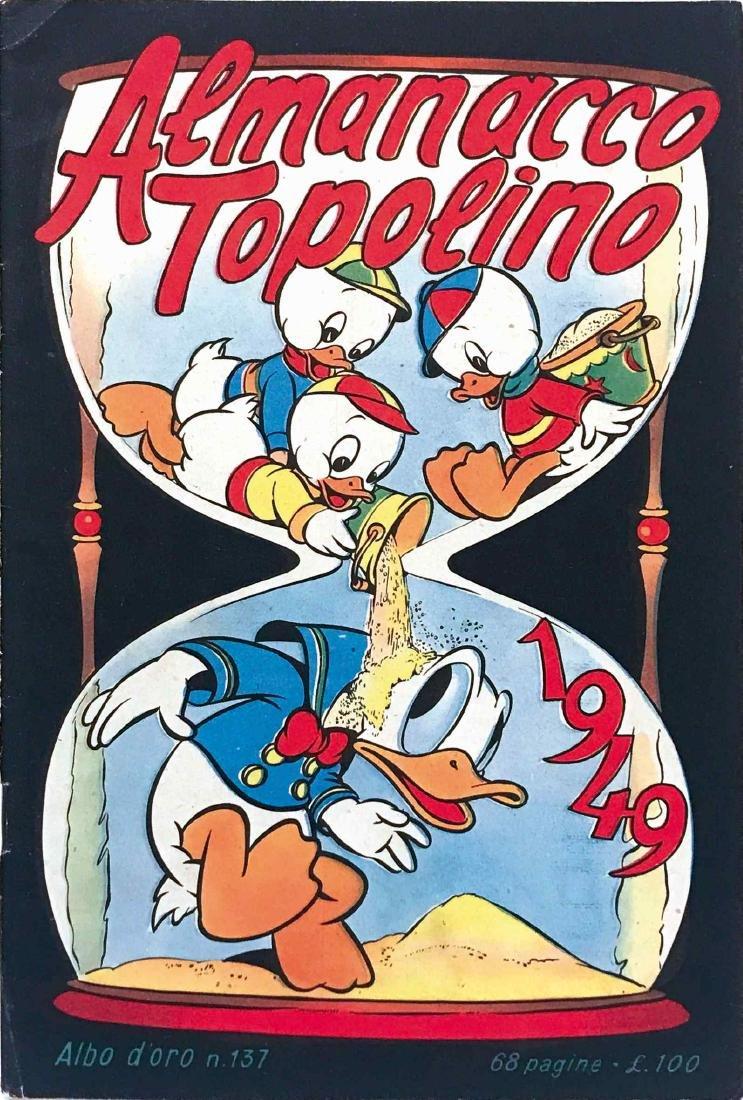 Almanacco Topolino, 1949.