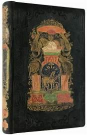 J.I.I. GERARD GRANDVILLE  -  Voyages de Gulliver