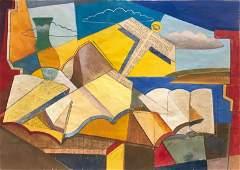 GIULIO D'ANNA (1908-1978)  -  Libri + Aereo Caproni
