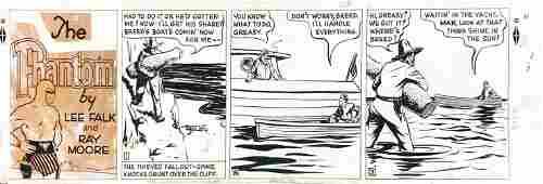 RAY MOORE & LEE FALK - The Phantom
