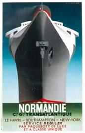 CASSANDRE (pseud. A.MOURON)   -  NORMANDIE