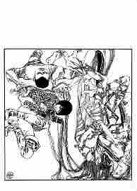 GUIDO CREPAX  -  Valentina con gli Stivali