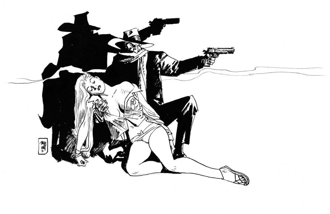 7: JORDI BERNET, Shadow
