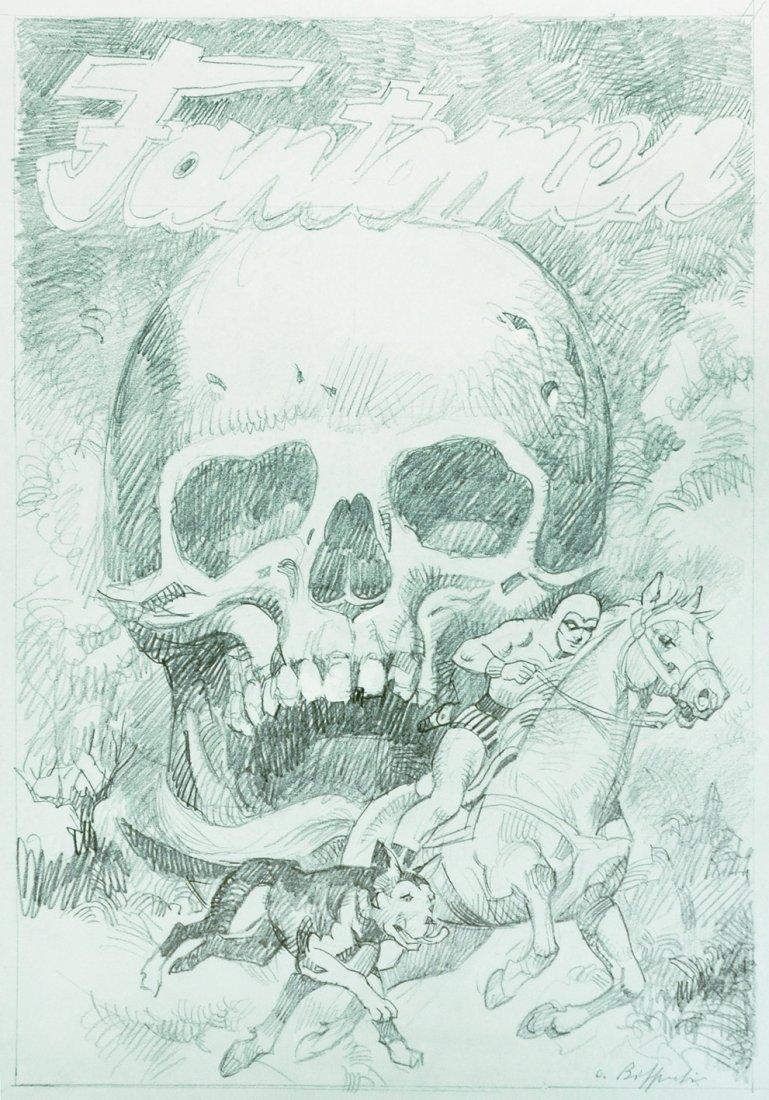 8: ALESSANDRO BIFFIGNANDI, Fantomen