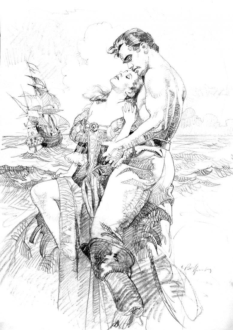 10: ALESSANDRO BIFFIGNANDI, Gli amanti