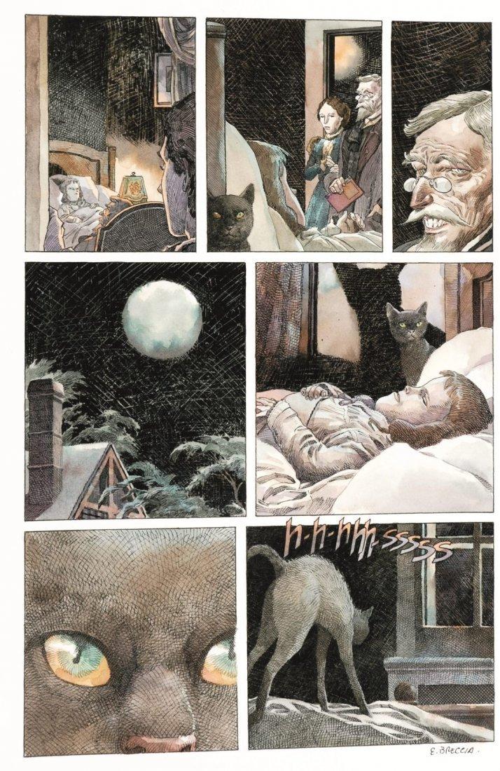 11: ENRIQUE BRECCIA, Lovecraft