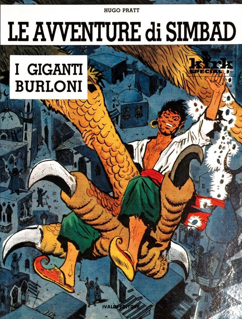 5: Le Avventure di Simbad - I Giganti Burloni