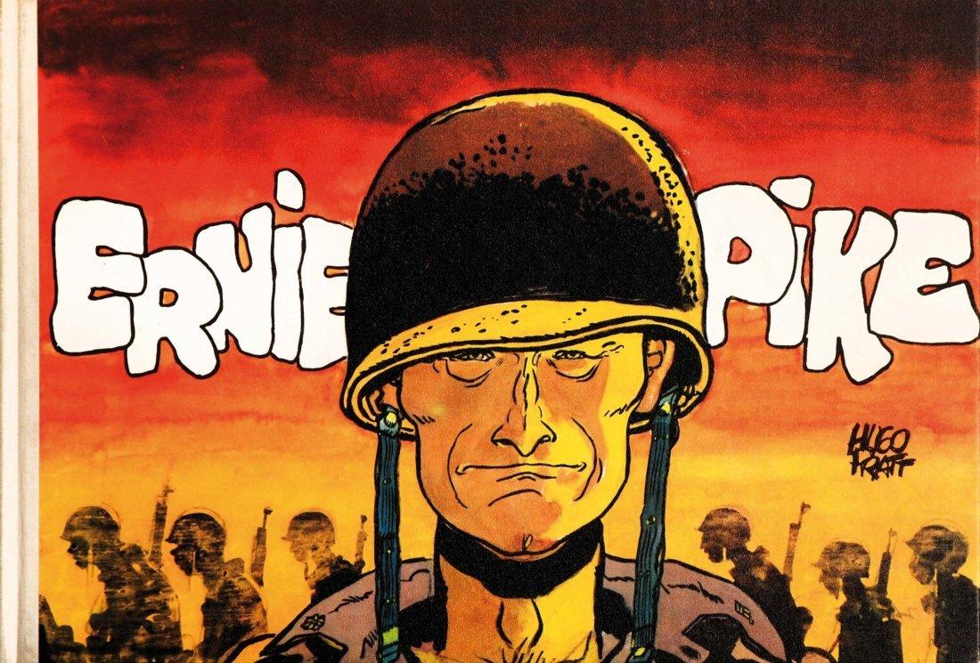 10: Ernie Pike