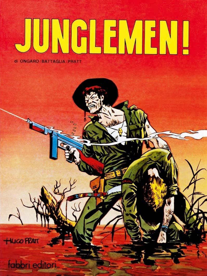 18: Junglemen!