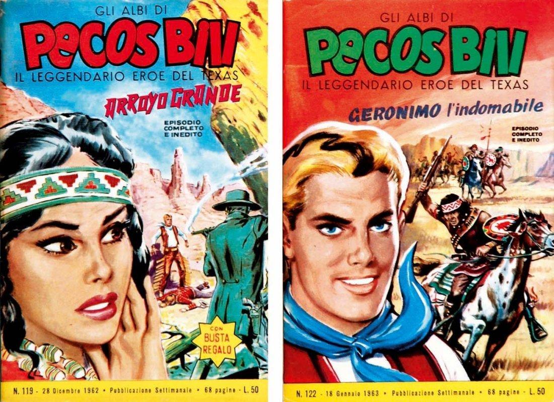 19: Pecos Bill - Il leggendario eroe del Texas