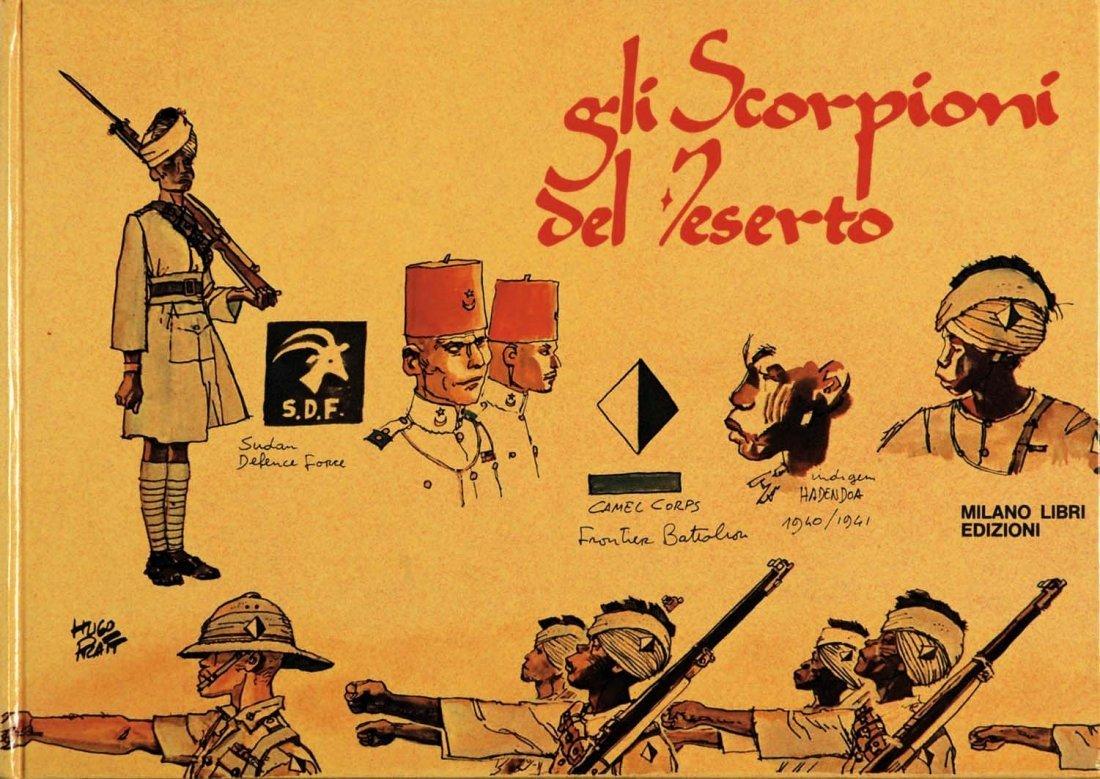24: Gli Scorpioni del deserto