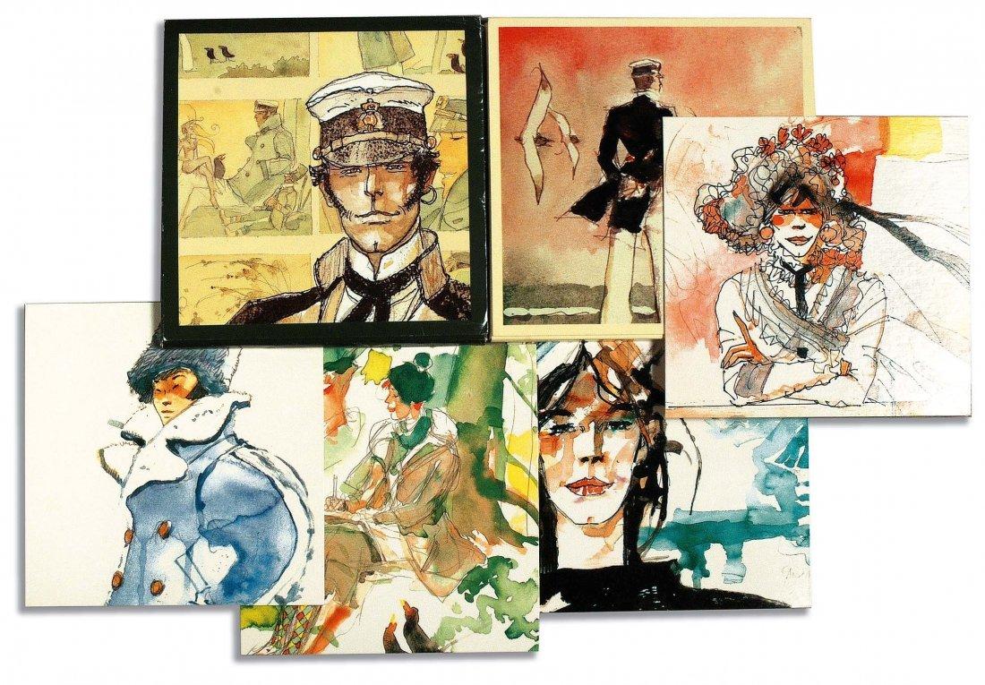 224: Casterman Collection Pratt