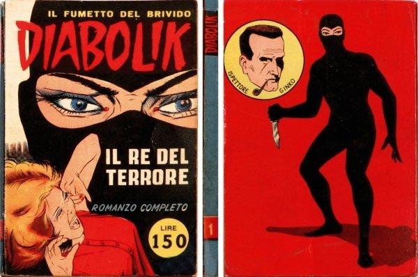 2: Diabolik - Il fumetto del brivido: Il re del terrore