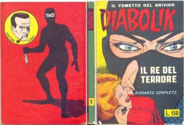 4: Diabolik – Il fumetto del brivido: Il re del terrore